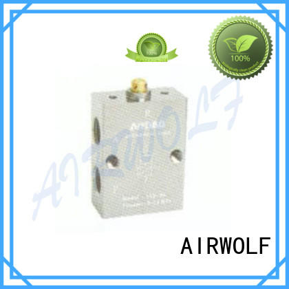high quality pneumatic manual control valve switching bulk production AIRWOLF