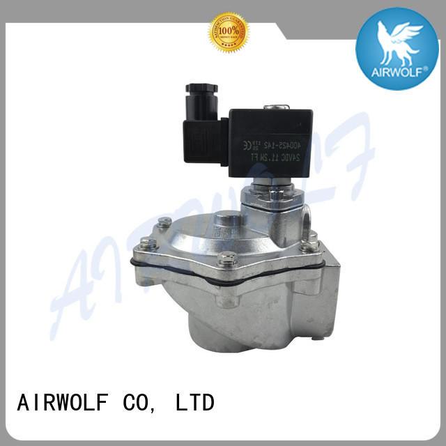 OEM pulse motor valve norgren series custom dust blowout