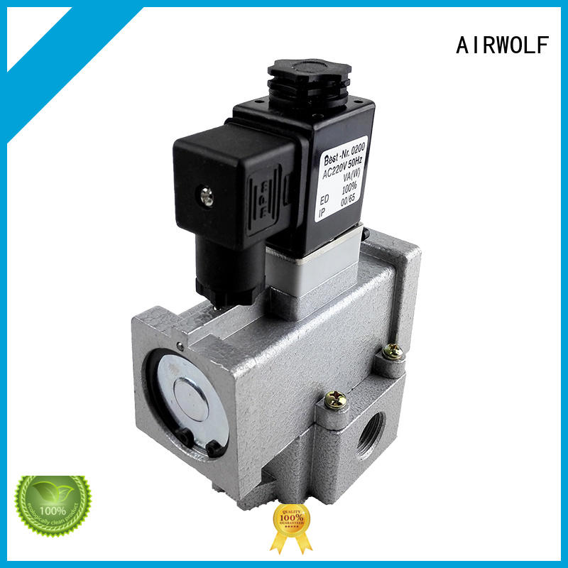 ODM magnetic solenoid valve adjustable system AIRWOLF