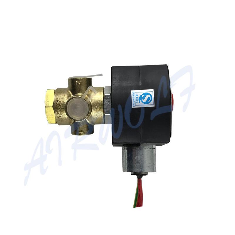 pilot operated solenoid valve high-quality liquid pipe AIRWOLF-3
