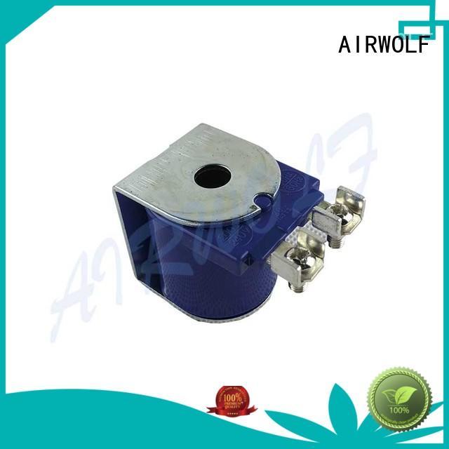 AIRWOLF custom solenoid coils pilot at discount