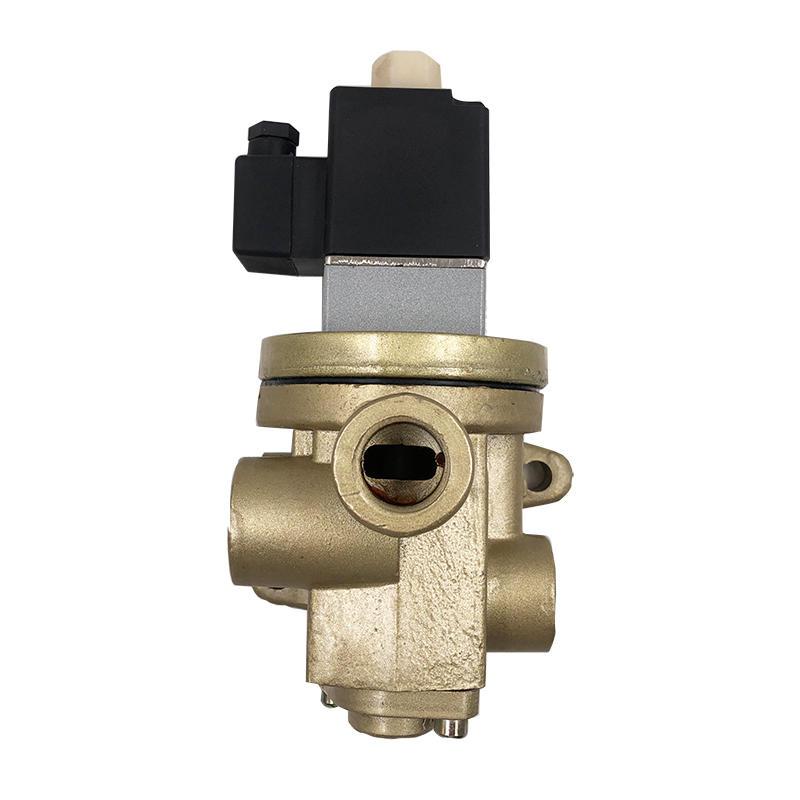 AIRWOLF hot-sale pneumatic solenoid valve single pilot liquid pipe-1