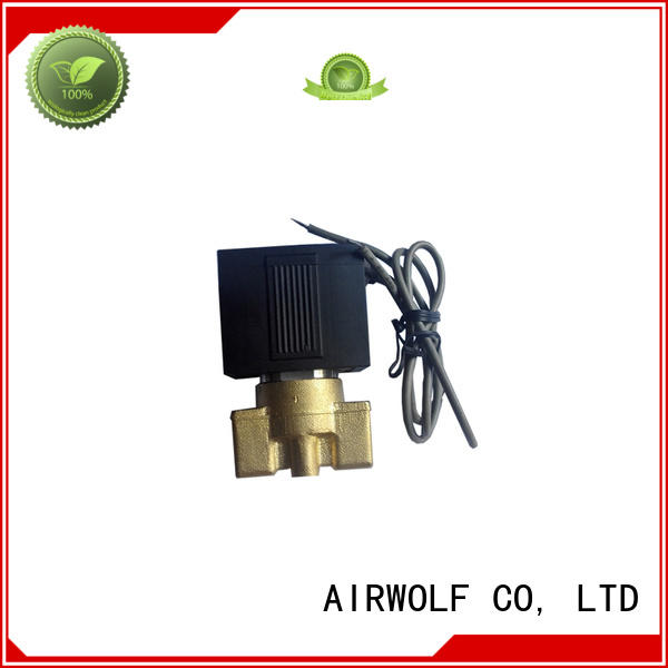 AIRWOLF on-sale pneumatic solenoid valve operated direction system