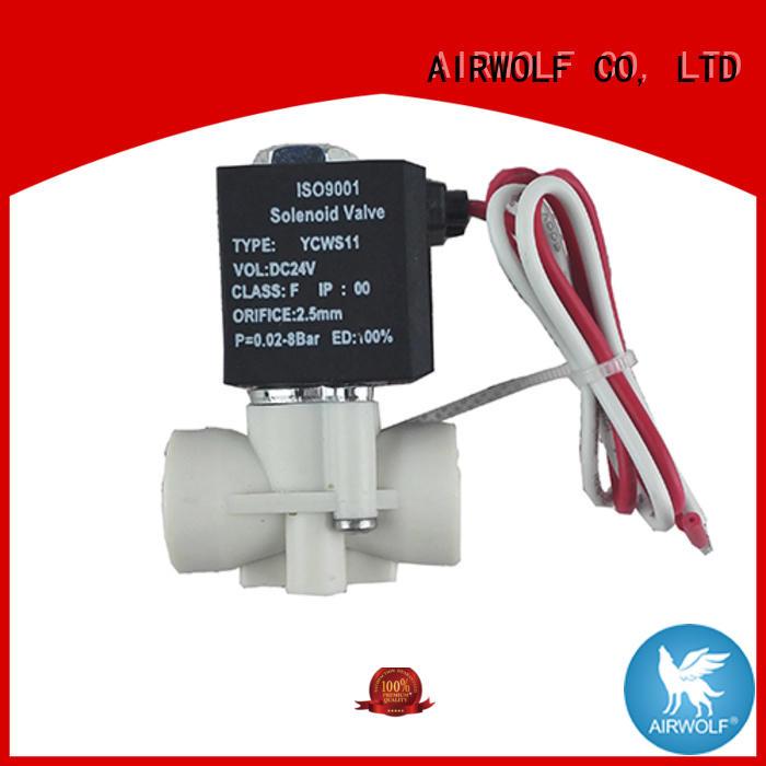 ODM single solenoid valve hot-sale water pipe