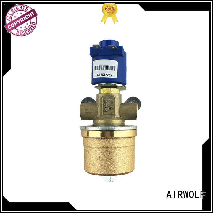 high-quality pilot operated solenoid valve operated switch control AIRWOLF