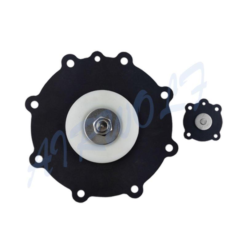 Diaphragm valve repair kit Korea Joil type JISI80 Nitrile 3 inch Black Nylon-1