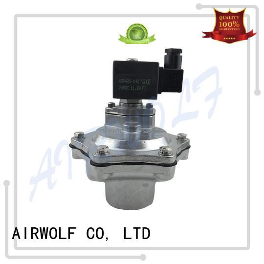 AIRWOLF aluminum alloy valve pulse jet engine wholesale air pack installation