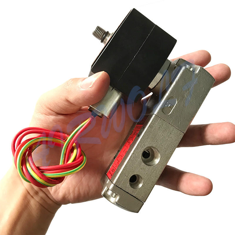 AIRWOLF on-sale single solenoid valve magnetic direction system-1